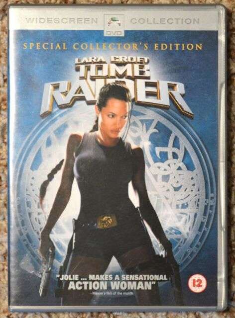 Lara Croft Tomb Raider An Action Adventure Inte Uk Import Dvd