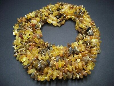 11 inches Lot-10 BALTIC AMBER BABY  NECKLACE
