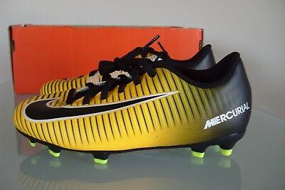 Herren Fußballschuhe Fußball NIKE 831952 801 MERCURIAL VORTEX III FG Gr. 43 Neu | eBay
