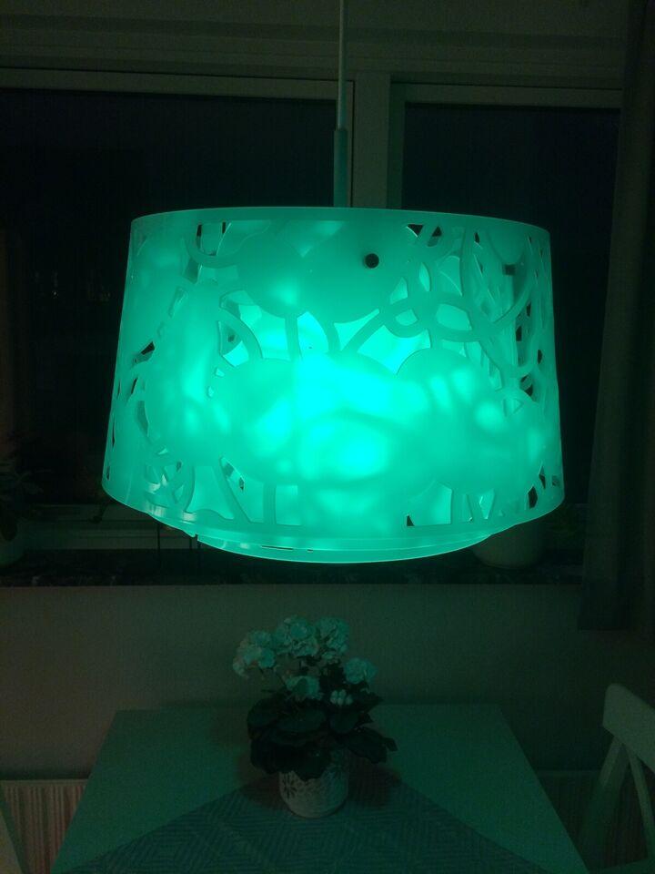 LED, Krystal