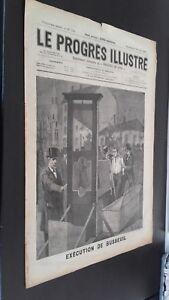 Journal The Progress Demonstrates N°164 Sunday 4 February 1894 ABE