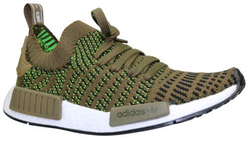 Nmd Schuhe Pk Adidas Grün NeuOvp Stlt Gr3647 Cq2389 Sneaker R1 Primeknit 3AjLR54
