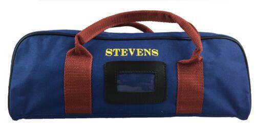 Stevens 2 Bowl And Jack Bag For Crown Green And Short Mat Bowls