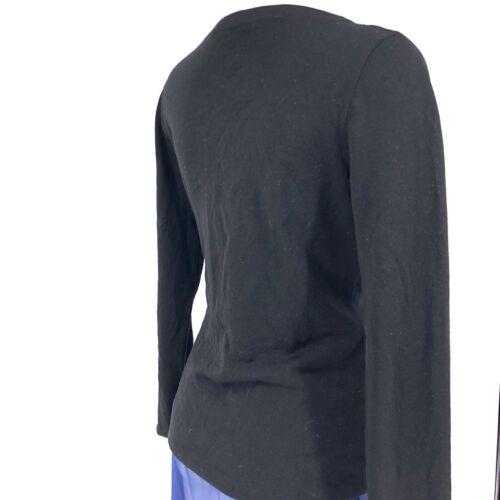 noir Italie en tricot 8 fabriqué Haut Ferretti en Alberta OvPZwwzq