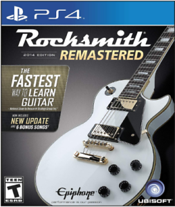 Rocksmith-2014-Edition-Remastered-With-Real-Tone-Cable-PS4-Game-Brand-New