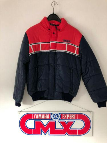 NOS  yamaha factory team jacket vintage motocross carlqvist,carla,mikkola