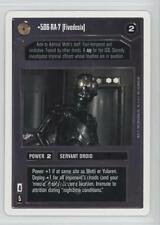 1995 Star Wars Customizable Card Game: Premiere #NoN 5D6-RA-7 (Fivedesix) 0b5