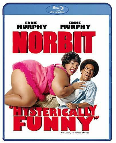Norbit BLU-RAY NEW