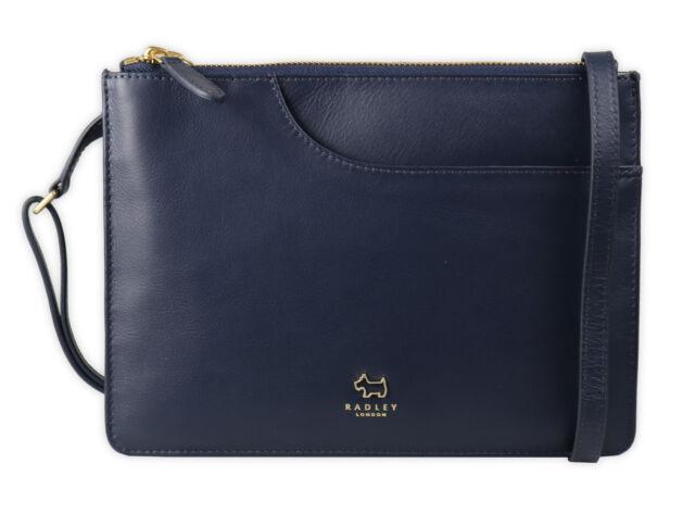 802deef6f8ac5 Radley Tasche Handtasche 10023 Blau Damen Pockets London Leder 80kwnOPX
