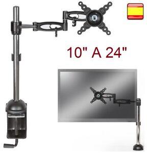 Soporte-de-mesa-para-monitor-tv-monitores-de-ordenador-de-10-034-A-24-034