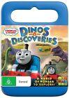 Thomas & Friends - Dinos & Discoveries (DVD, 2015)