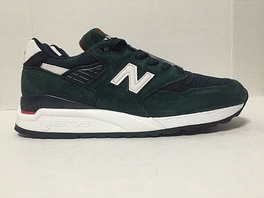 New Balance 998 Men Green Age of Exploration Sneakers Made In USA