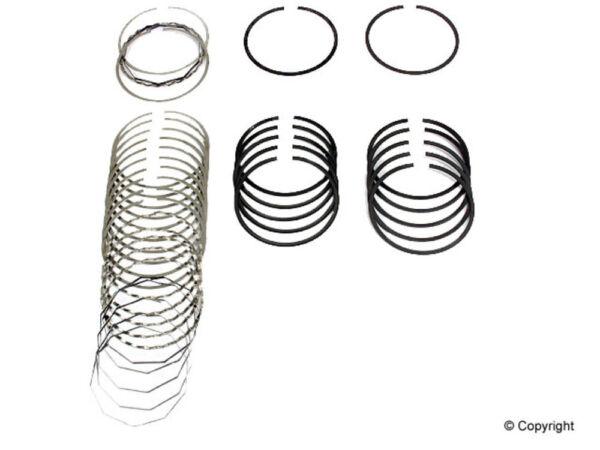 Engine Piston Ring Set-Goetze WD EXPRESS fits 74-77 Porsche 911 2.7L-H6