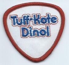 Tuff-Kote Dinol employee patch 2-1/2 X 2-1/2