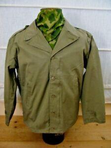 Blouson veste M41 field jacket reproduction jeep USA WW2
