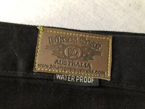 Bikers-Group-Australia-Waterproof-Black-Jeans-Size-UK-34-Motorbike-Motorcycle