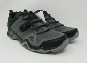 NEW-Adidas-Men-039-s-Gray-Charcoal-Terrex-AX2R-Outdoor-Shoes-Multi-Size