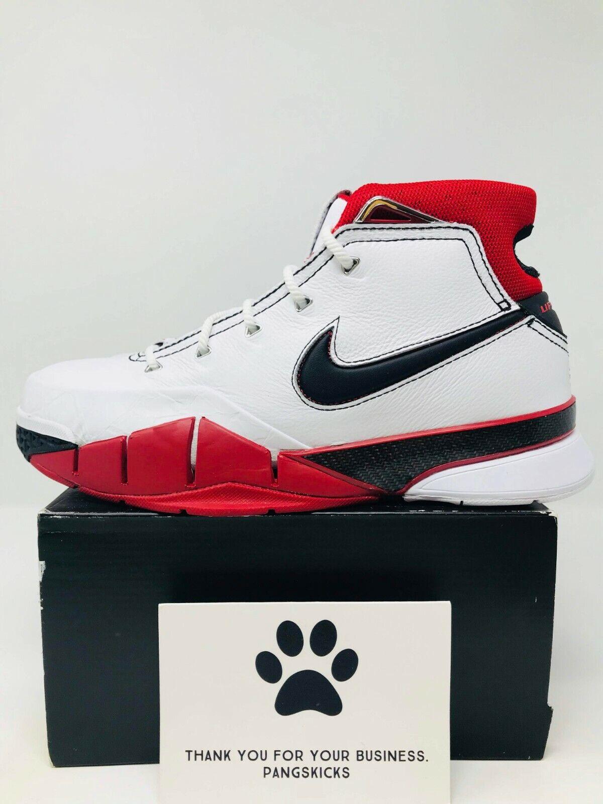 Nike Zoom Kobe 1 Predro 'All-Star' AQ2728-102 Size 8.5-14