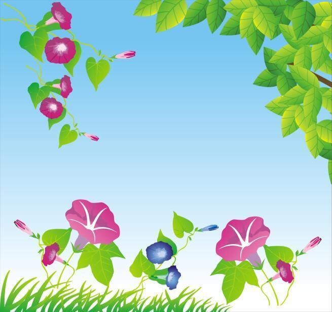 3D Flowers Vines 706 WallPaper Murals Wall Print Decal Wall Deco AJ WALLPAPER