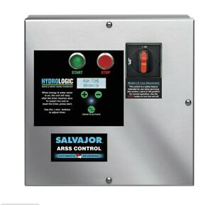 Details about Salvajor ARSSLD7 Control Panel Complete 208-230V 3PH, on