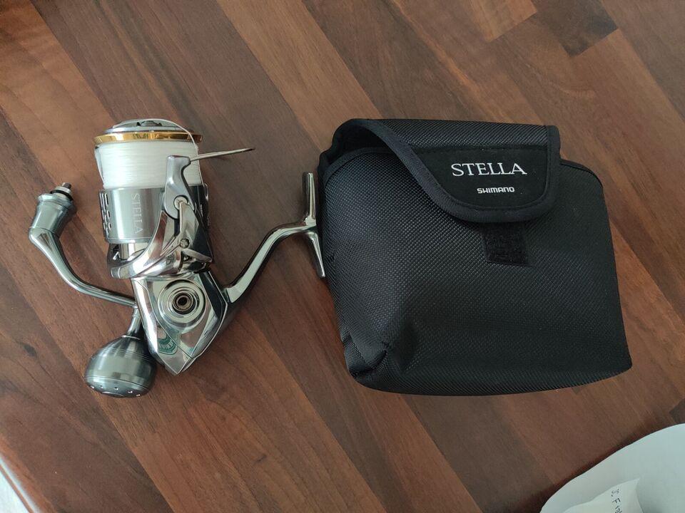 Spinnehjul, Shimano Stella 5000