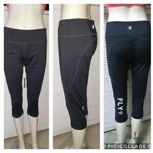 SALE-activewear-workout-yoga-gym-capri-leggings-size-10-L-waist-30-034-32-034