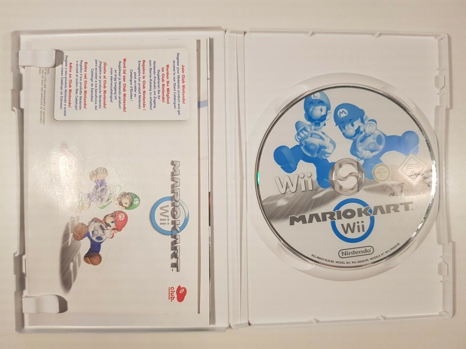 MarioKart, Nintendo Wii