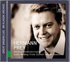 Great Singers Live von Hermann Prey (2012)