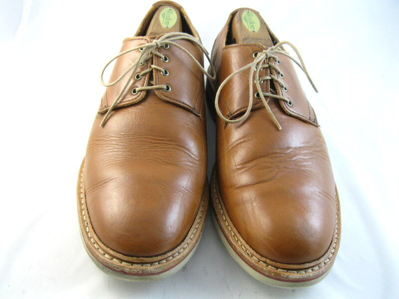 Allen Edmonds  NOMAD  Oxfords 10 D Tan   (774)