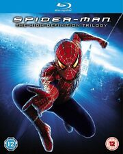 Spider-Man Trilogy [Blu-ray] [2007] [Region Free] Brand New and Sealed