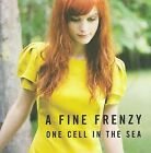 One Cell in the Sea by A Fine Frenzy (CD, Mar-2008, Virgin)