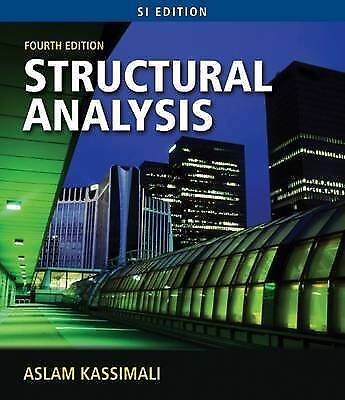 Structural Analysis, SI Edition, KASSIMALI, Used; Good Book
