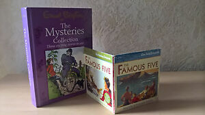 Mysteries-Collection-3-in-1-Stories-Enid-Blyton-With-2-CDs-The-Famous-Five
