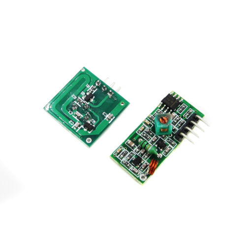 315//433 Mhz RF Transmitter And Receiver Modules //ARM//MCU Remote Control BSG