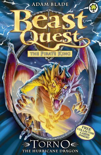 1 of 1 - Torno the Hurricane Dragon: Series 8 Book 4 (Beast Quest),Adam Blade