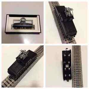 Locomotore in scala N adattabile ad i circuiti analogici Lima in CC con v 12 V - Italia - Locomotore in scala N adattabile ad i circuiti analogici Lima in CC con v 12 V - Italia