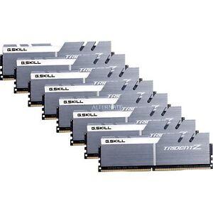 128GB-G-Skill-DDR4-Trident-Z-3200Mhz-PC4-25600-CL15-1-35V-Octuple-Kit-8x16GB