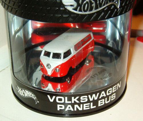 """2003 HOT WHEELS LIMITED VW T1 TRANSPORTER /""""HEISSE RÄDER/"""" PANEL VAN OVP//MIB"""