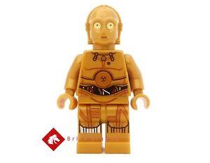 Lego-Star-Wars-C-3PO-Droid-NOUVEAU-from-set-75136