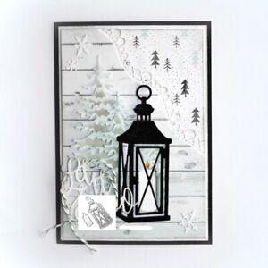 Stanzschablone-Leuchter-Kerzen-Weihnachten-Geburtstag-Hochzeit-Oster-Album-Karte