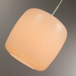 VTG-Doria-Ballon-Glas-Lampe-alte-Haenge-Leuchte-60er-70er-Jahre-Neuw-OVP-vintage
