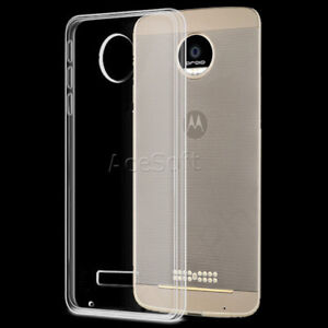 Transparent-Clear-Silicone-Hybrid-TPU-Cover-Case-for-Motorola-Moto-Z-Force-Droid