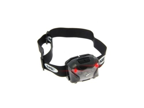 NGT XPR Fishing Light 140 Lumens Rechargeable Cree Head Lamp Torch Camping