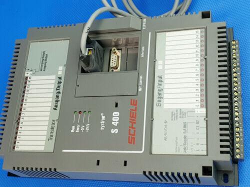 Schiele sytron s400 sistema fiscal IVA incl.