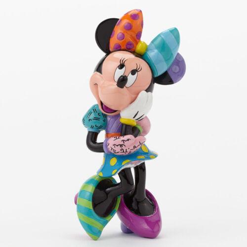 DISNEY BRITTO Minnie Mouse NEU//OVP 2016 PopArt Design süße Maus Figur 4045142