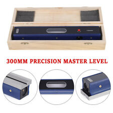 12 Master Precision Level In Fitted Box For Machinist Tool 0000210 Ca New