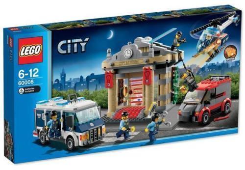 LEGO città  60008-Museo rapina NUOVO OVP  acquistare ora