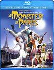 Details About Monster in Paris Blu-ray Disc Digital 3d Combo 3 D Region 1