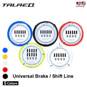 RISK Brake Line MTB Bike Shift Line Cable Housing Brake Cable Sets Universal US