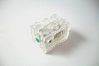 NEW CUSTOM LEGO Light-Up Brick - 2x3 Yellow Piece/Part